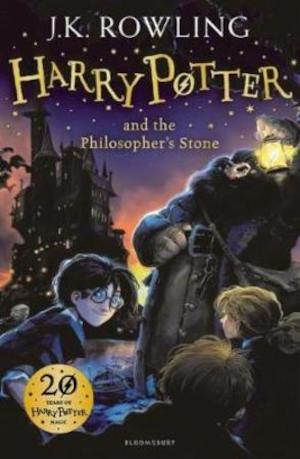Harry Potter and the philosopher's stone. 1