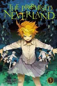 The promised Neverland : Escape. 5, Escape