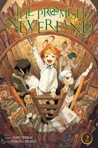 The promised Neverland : Control. 2, Control