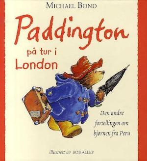 Paddington på tur i London